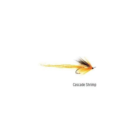 Moscas Castor F para Salmón F117 Cascade Shrimp