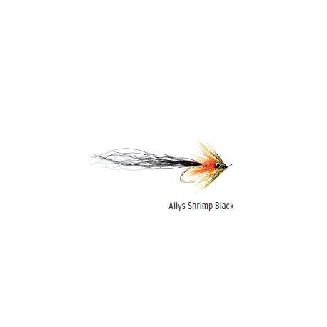 Moscas Castor F para Salmón F118 Allys Shrimp Black