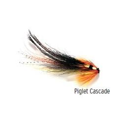 Moscas Castor F para Salmón F121 Piglet Cascade