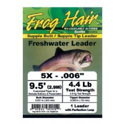Bajo de linea Frog Hair