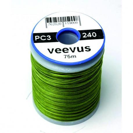 Hilo de montaje Veevus Power Thread