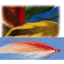 Bucktail (Gamo) Cola Completa