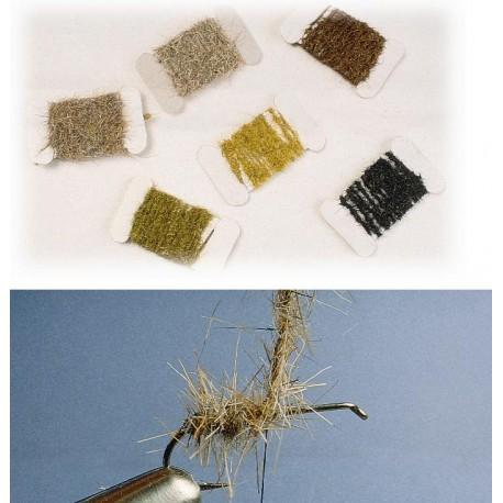 Dubbing de liebre en cordón