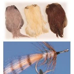 Cuellos gallos std colores naturales