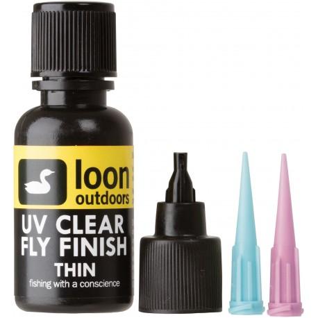 BARNIZ UV CLEAR FLY FINISH THIN