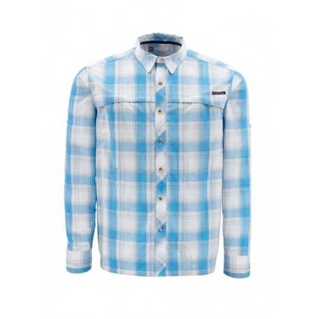 Camisa Simms stone Cold T/L