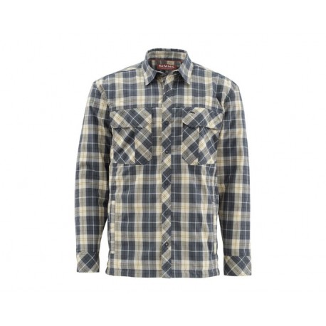 Camisa Guide Insulated Shacket