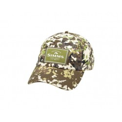 Visera Simms Single Haul River Camo