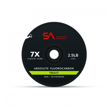 Hilo 3M Absolute Fluorocarbono