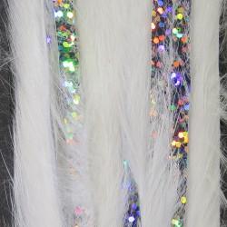 Tiras de piel de conejo Magnum Holográfico
