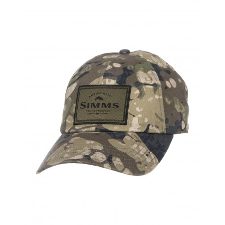 Visera Simms Single Haul Riparian Camo
